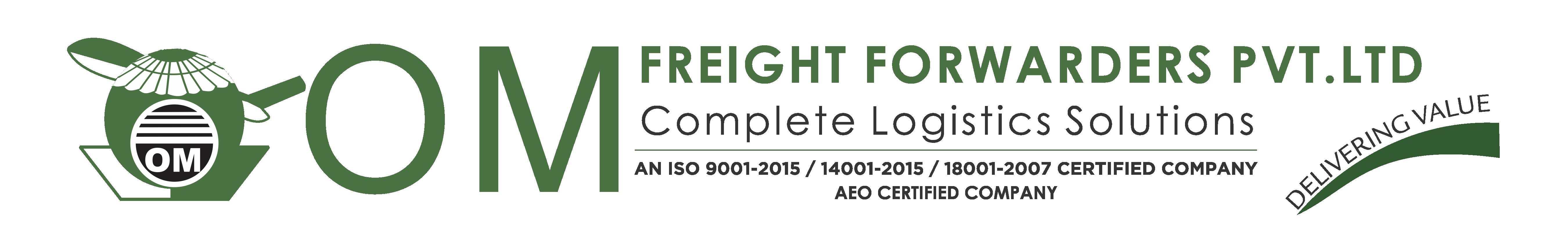 Om Freight Forwarders Pvt. Ltd.
